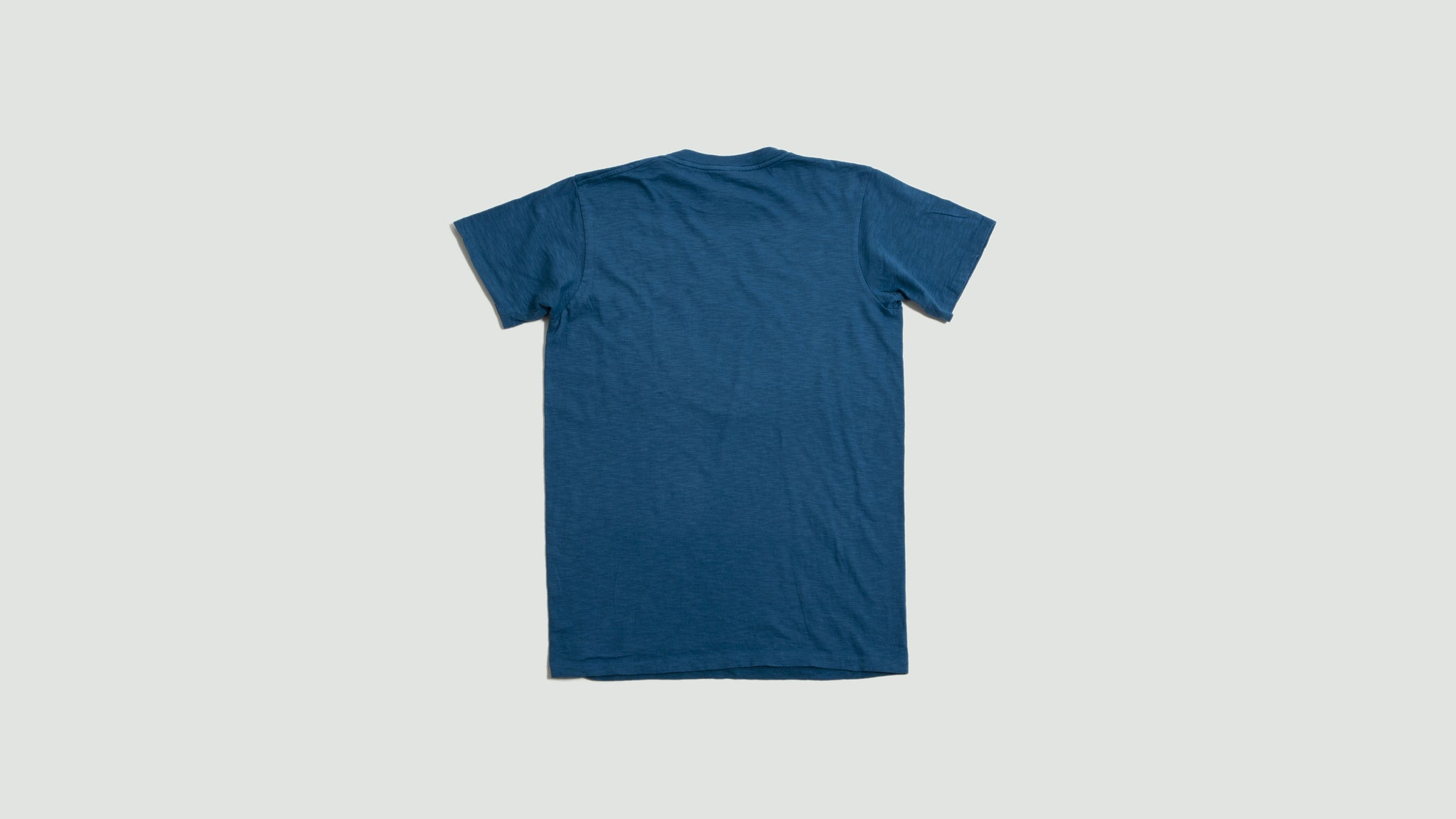 Velva Sheen. Fresh Juice tee blue