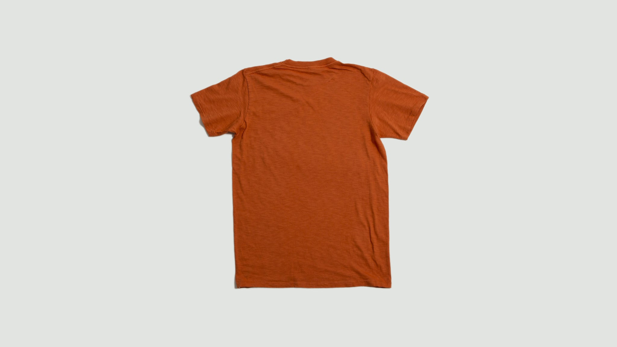 Velva Sheen. Arrowhead tee orange