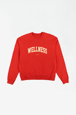 Wellness sport crewneck