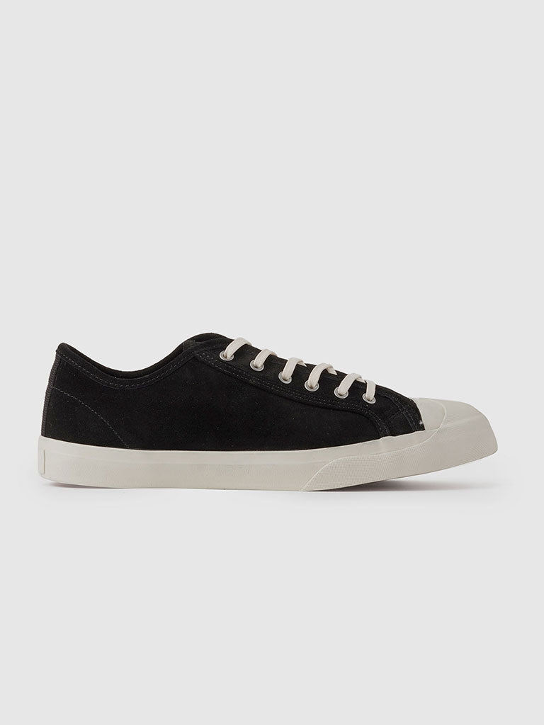 YMC. Canvas sneakers black