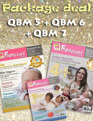 Package Deal!QBM 5 + QBM 6 + QBM 7! Limited time offer!Free Shipping on all U.S. orders!