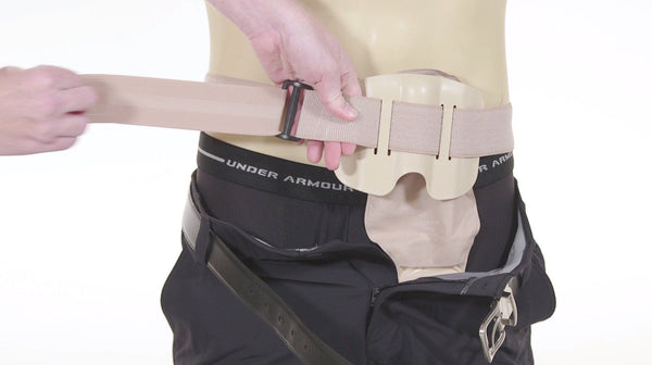 Stoma Guard Ostomy Belt