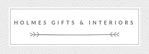 Holmes gifts and Interiors logo
