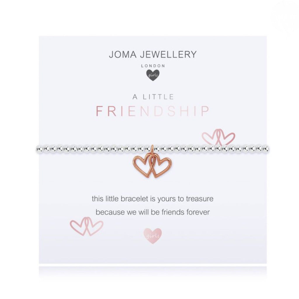 Joma Girls A Little FRIENDSHIP Bracelet