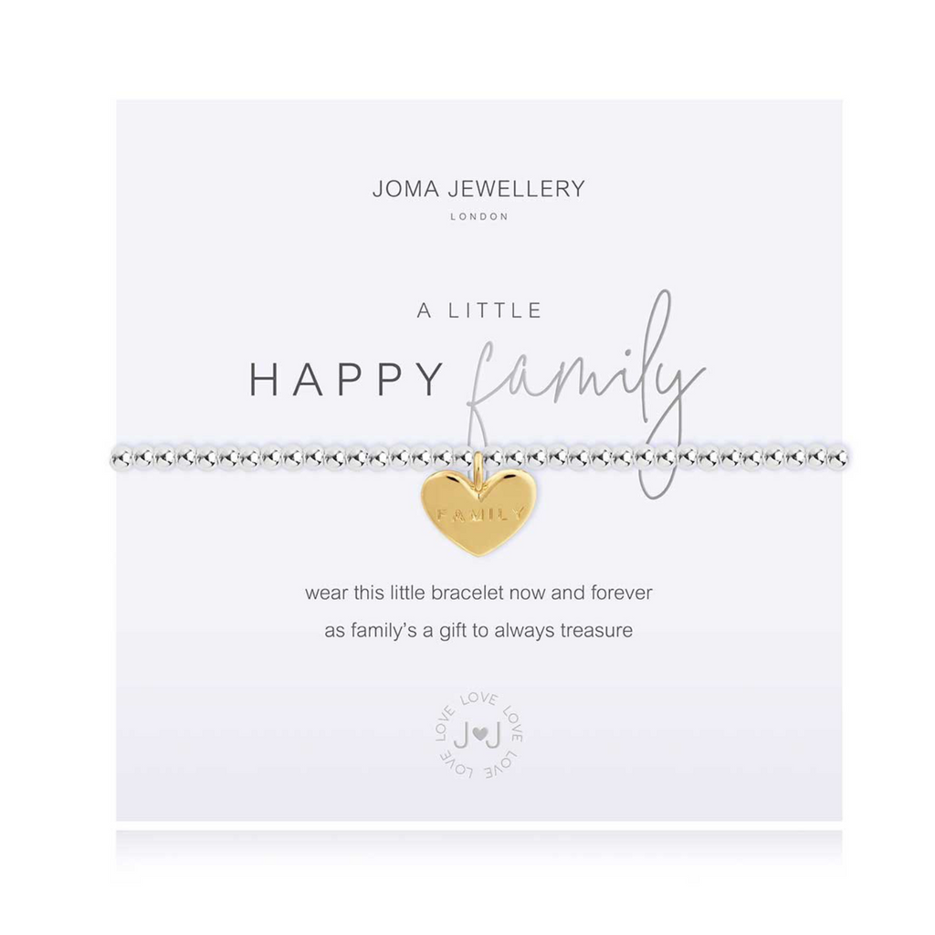 Joma a little HAPPY FAMILY Bracelet
