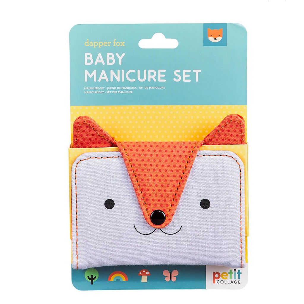 Baby Manicure Fox Set