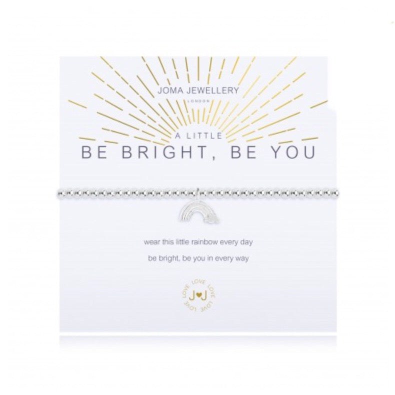 Joma a little BE BRIGHT BE YOU Bracelet