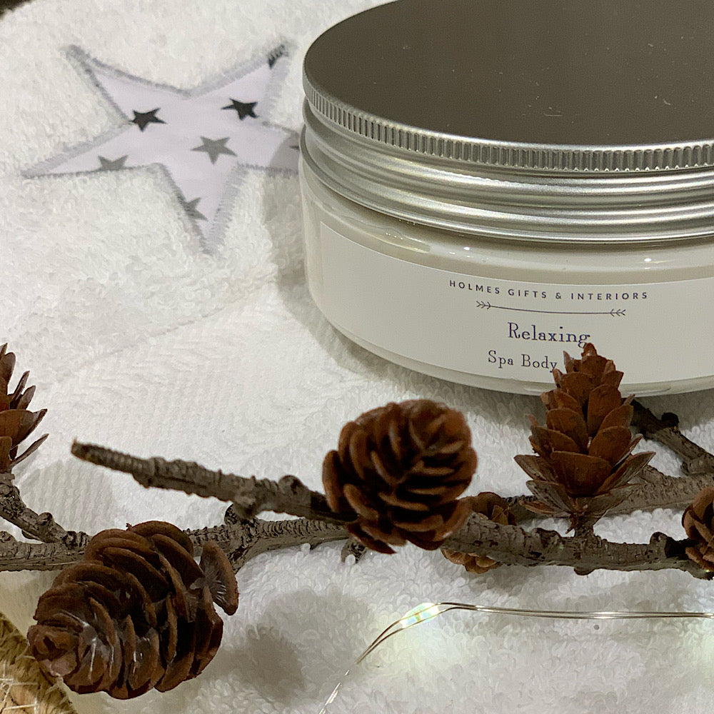 Relaxing Cocoa Butter Body Cream