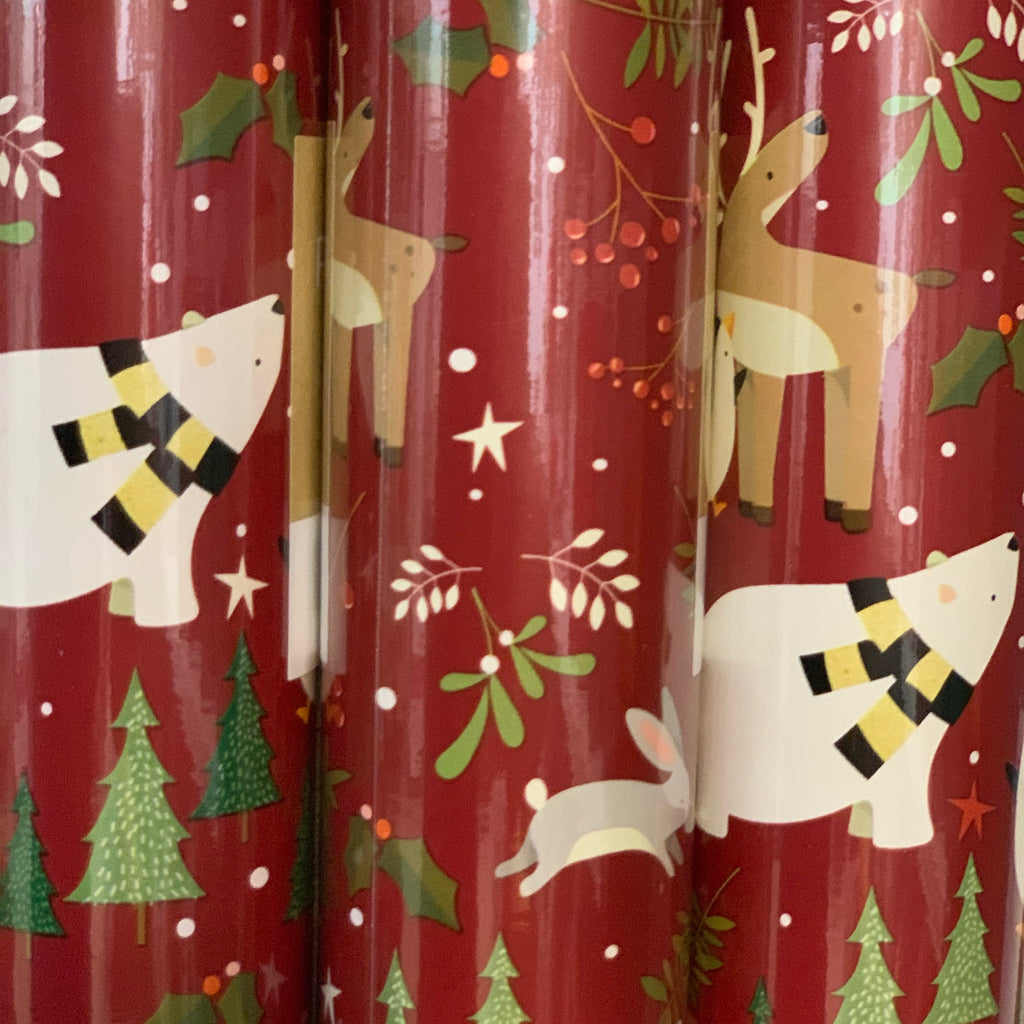 glick 4m roll wrapping paper