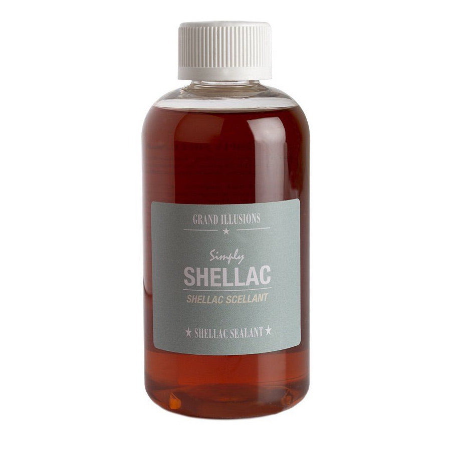 Simply shellac sealant