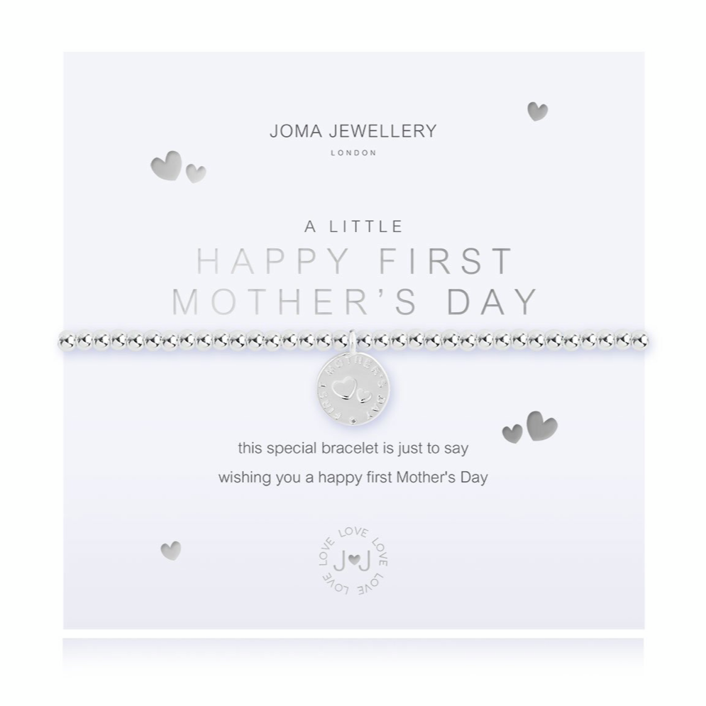 joma jewellery a little happy first mothers day