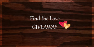 Find The Love Giveaway