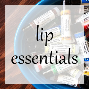 Lip Essentials Bath & Body Collection | Bubble Tree Soapery