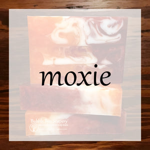 Moxie Bath & Body Collection | Bubble Tree Soapery