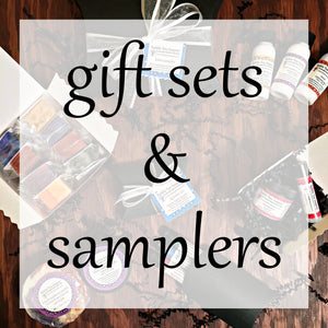 Bath & Body Gift Sets Samplers | Bubble Tree Soapery