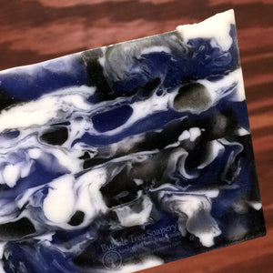 Black Tie Soap | Bubble Tree Soapery