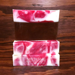 Pink Sugar Soap | Bubble Tree Soapery