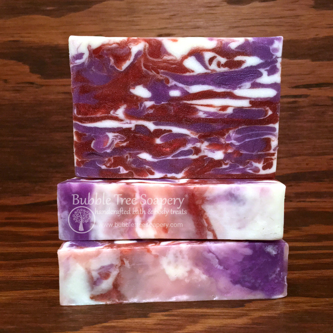 Black Raspberry Vanilla Soap | Bubble Tree Soapery
