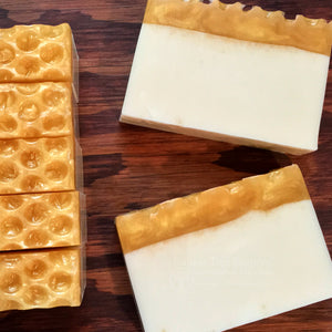 Oatmeal Milk & Honey Soap | Bubble Tree Soapery