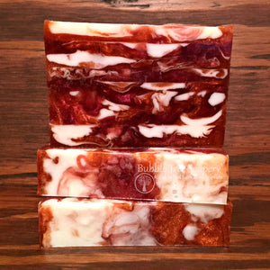 Sugared Fig Goat Milk Soap | Bubble Tree Soapery