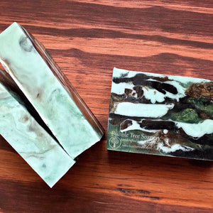 Camo Soap  | Bubble Tree Soapery