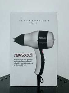 velecta paramount paris TGR 3600ic hair dryer