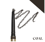 Load image into Gallery viewer, browluxe® precision brow pencil- coal c-03