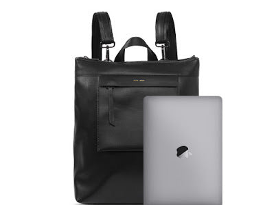 serena backpack- black