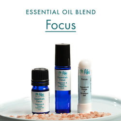 focus - peppermint orange