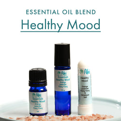 Healthy mood - orange, lavender, ylang ylang