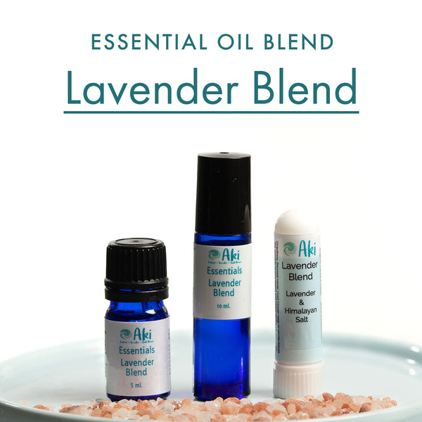 Lavender blend - Lavandin, Lavendula Angustifolia and Lavendula Officinalis