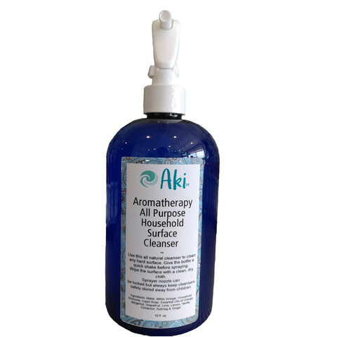 Aromatherapy All Purpose Household Surface Cleanser