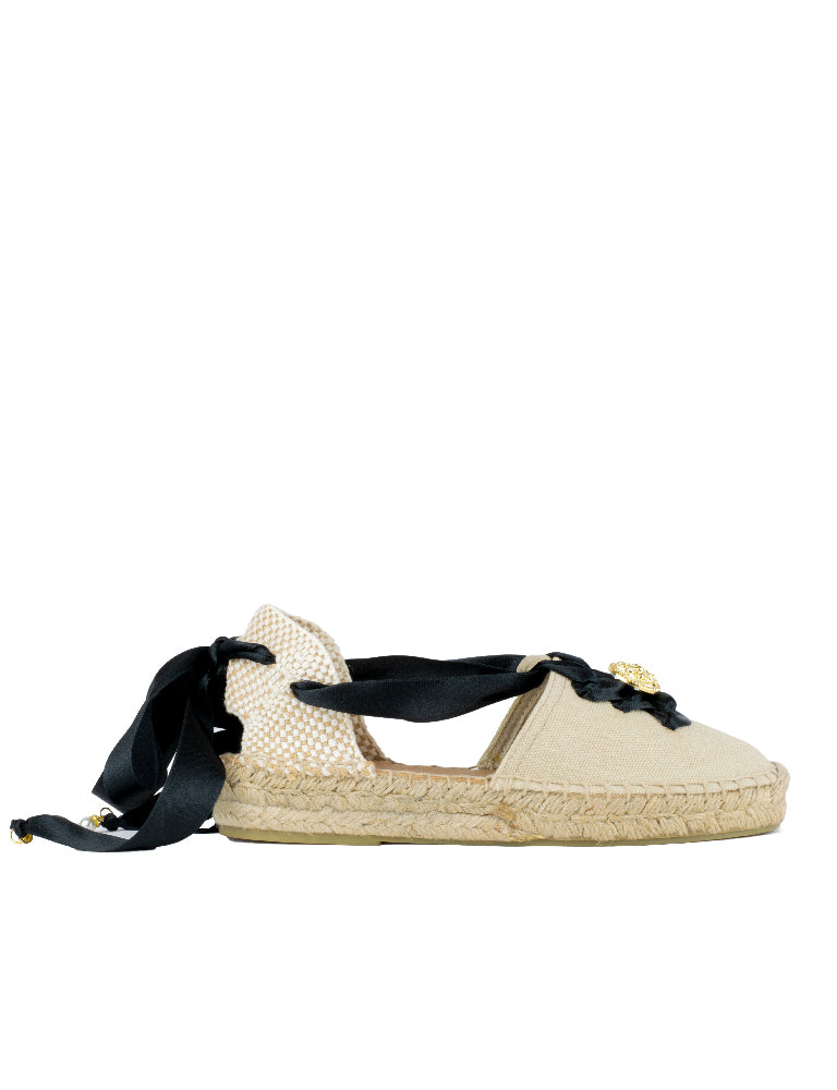 Espadrilles Chanel Flat Tribute