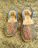 Leather Sandal-Mom and Daughter Pack by Ethical & Sustainable Fashion Brand Mamahuhu