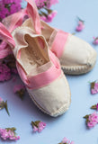Custom-made Espadrilles for Kids