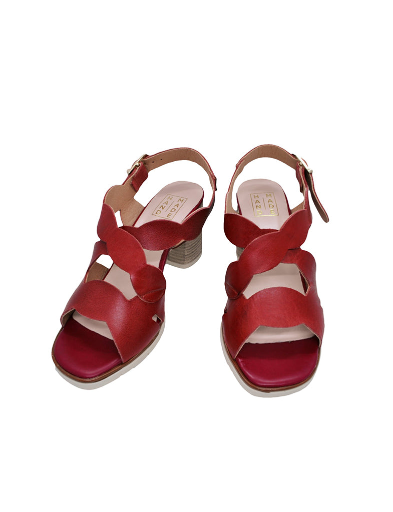 Deals-Fire Roman Sandal by Ethical & Sustainable Fashion Brand Mamahuhu
