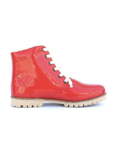 Rubber boot-Nevaditas Winter Ruby Rain by Ethical & Sustainable Fashion Brand Mamahuhu