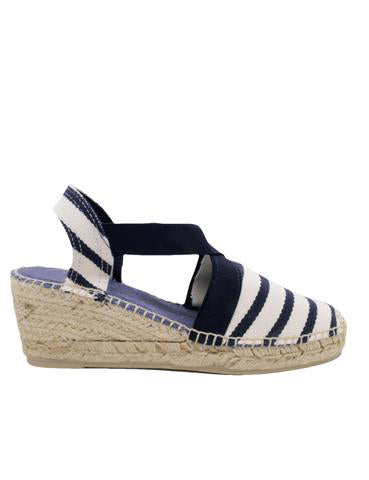 Espadrilles Wedge Sailor