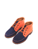 Deals-Colorines Salmon Blueberry by Ethical & Sustainable Fashion Brand Mamahuhu