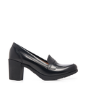 Leather Women-Night Leather High Heels by Ethical & Sustainable Fashion Brand Mamahuhu