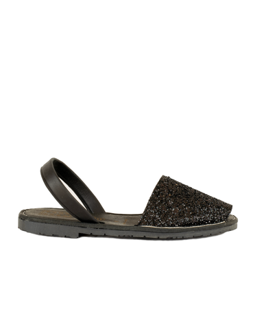 Menorquina Black Princess Flat