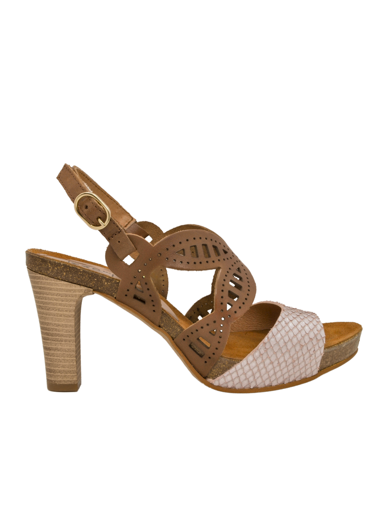 Espadrilles Women-Metallic Pink Butterfly Sandal by Ethical & Sustainable Fashion Brand Mamahuhu