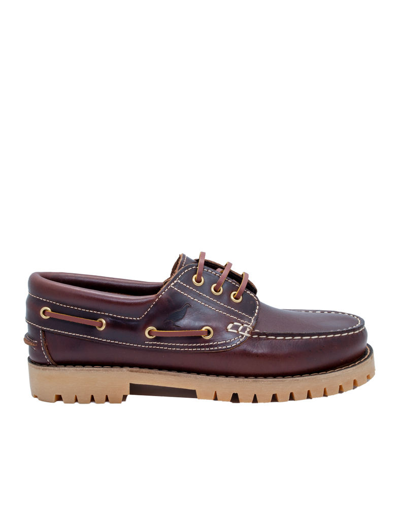 Leather Men-Leather Boat Shoes by Ethical & Sustainable Fashion Brand Mamahuhu