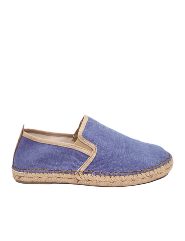 Espadrilles Men-Espadrilles Slip-on Sky by Ethical & Sustainable Fashion Brand Mamahuhu