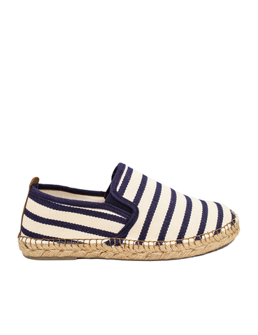 Espadrilles Men-Espadrilles Zebra Navy by Ethical & Sustainable Fashion Brand Mamahuhu