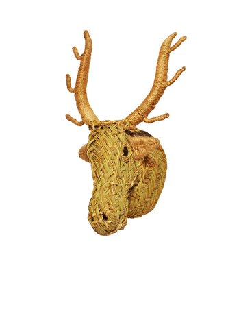 -Stag Head by Ethical & Sustainable Fashion Brand Mamahuhu