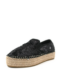 Espadrilles Women-Espadrilles Psychedelic Night by Ethical & Sustainable Fashion Brand Mamahuhu