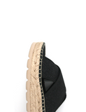 Espadrilles Women-Espadrilles Sandal Shimmer Night by Ethical & Sustainable Fashion Brand Mamahuhu
