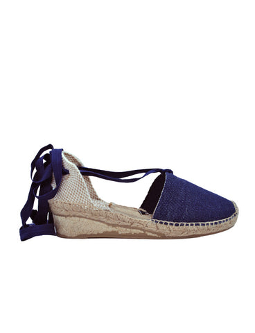Espadrilles Women-Espadrilles Classic Valencia Jean by Ethical & Sustainable Fashion Brand Mamahuhu