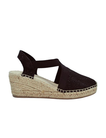 Espadrilles Starry Night Heel